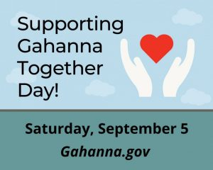 support gahanna